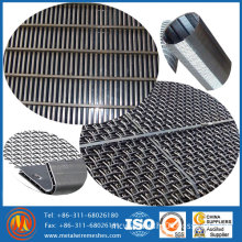 High Quality Mn Steel / Stainless Steel Mine Sieving Mesh