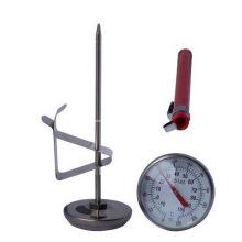 Termômetro de cozimento de carne para uso em churrasco