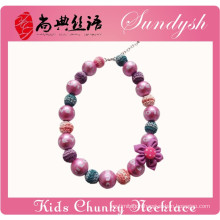 Beautiful Handmade Fashion Beads Jewellery Baby Chunky Necklace