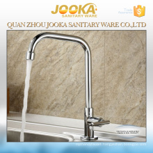 2016 china factory price brass kitchen single cold water faucet