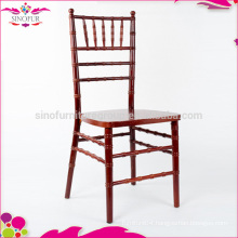 Cheap price garden wooden chair for wedding