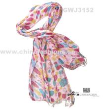 fashion scarf&colorful scarf&fashion accessory&ladies' scarf.Glory model-GWJ3152!!