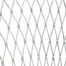 Supply zoo mesh aviary mesh 304 stainless steel rope mesh