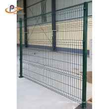 Outdoor Welded Iron Wire Mesh Fence For Garden