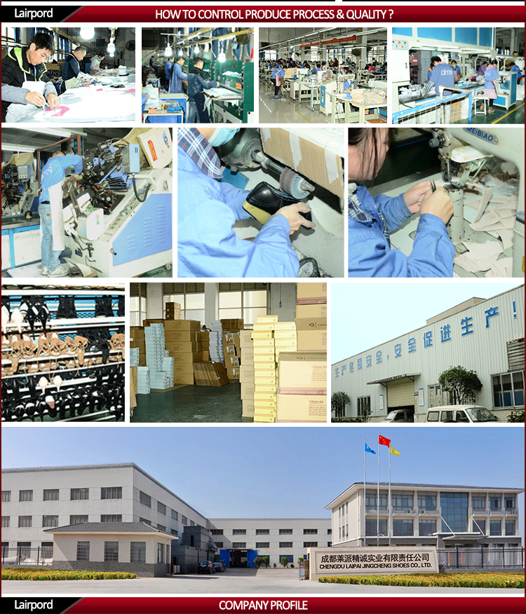women shoes factory