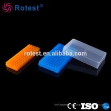 Bastidor de tubo de centrífuga micro de 0,5 ml / 1,5 ml