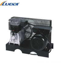 Pumpe und Motor mit Riemenantrieb (3 PS)