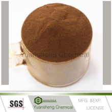 Lignossulfonato de cálcio de agente redutor de água