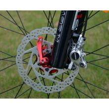 Travão de disco de bicicleta de montanha Freio a disco de bicicleta Shiman0 RT56 Travão de freio de bicicleta ultra-leve de 160 MM Com os parafusos de contenção