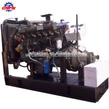 6113AZLP refroidi à l'eau a fixé le moteur diesel de la puissance 190kw pour la pompe à eau