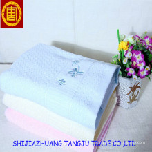 Highly absorbent spa bath towel, bamboo bath towel