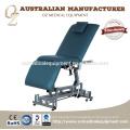 Camas elétricas do tratamento da fisioterapia da cama de Bariatric da tabela da clínica do exame