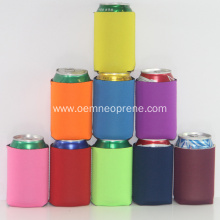 9 Blank can cooler sleeve collapsible can coolies