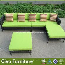 Aluminum Outdoor Garden Furniture Patio Sofa