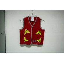 reflective safety visibility kids vest DAOMING