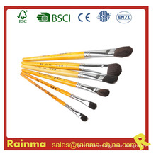 High Quality Brush with Yellow Handle