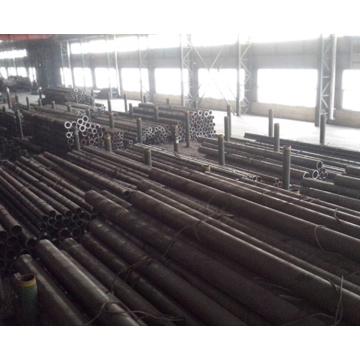 Tuyau sans soudure d'équipements d'engrais chimique à haute pression 12crmo