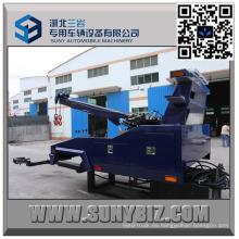 Ind10 10 toneladas cuerpo de camión de auxilio medio