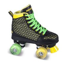 Soft Boot Quad Roller Skate para Adultos (QS-41-1)