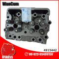 Hot Sale K19 K38 K50 M11 Nta855 Cummins Cylinder Head