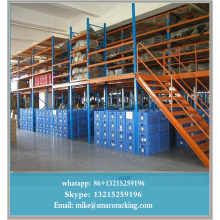 CE/ISO Guaranteed Pallet Racking Mezzanine Floors mezzanine racking