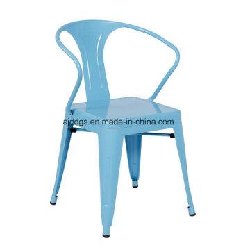 Железный стул Tolix руку стул (dd-52)