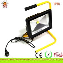 Luz de inundación de la luz de inundación de 10W-50W COB / SMD LED / LED con CE y RoHS y SAA