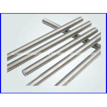 4.8/8.8 Grade Zinc Plated Carbon Steel Threaded Rod