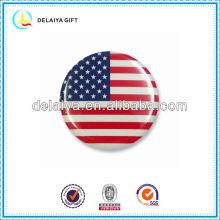 Флаг США значок олова