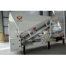 Мобильные бетонные дозировочные смесительные установки