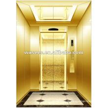 Marke der neuen Maschine Roomless Gearless Elevator