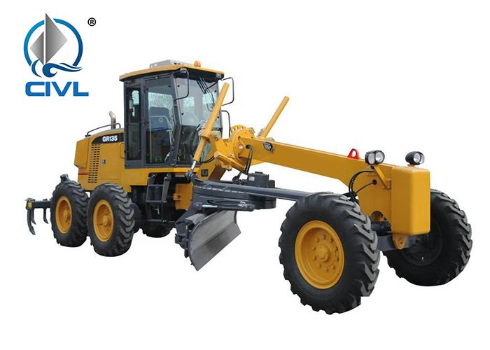 Gr135 Motor Grader 3