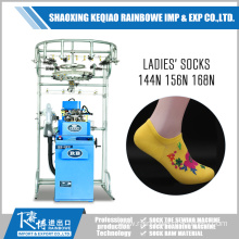 Manufacturer of for Single Cylinder Sock Knitting Low-cut Socks Making Machine export to Christmas Island Factories
