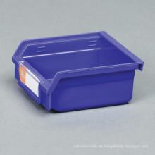Almacén de almacenamiento apilables contenedores de plástico
