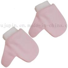 Изготовленный на заказ хлопок теплые детские варежки перчатки для предотвращения сделана лицом