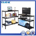 High quality Light duty rivet shelving for sale for small goods storage