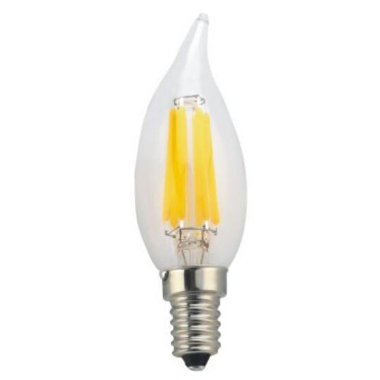 Warm White Classic 6W LED Filament