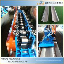 Galvanizado Metal Omega perfil leve aço Keel Roll formando máquina Fabricante