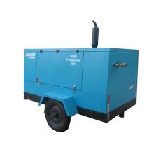 Portable Outdoor Electric Driven Portable Construction Screw Air Compressor (PUE5510)