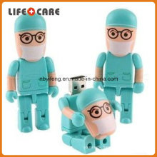 Promotional Nurse Doctor USB Flash Drive