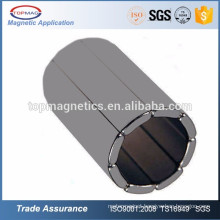 N50 Rare earth magnet for electromagnetic torque