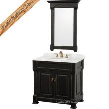 American Transitional Single Sink Bathroom Vanity