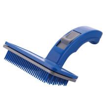 Auto-nettoyage à chaud Auto-chien Chien à cheveux Pinceau à poussière Nettoyage autonome