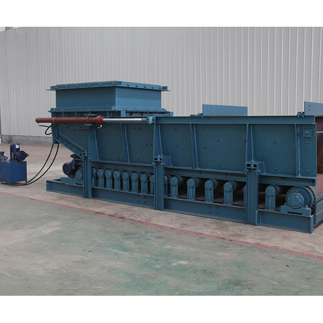 Environment Coal Feeder Smooth Coal Feeder Feeding Machine Operated
