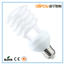 25W Half Spiral Energiesparlampe CFL Light T4 Kompakt