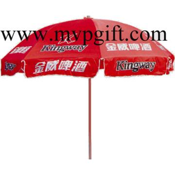 Moda guarda-chuva de praia para presentes da promoção (M-BU01)