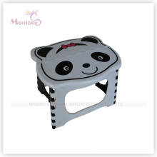 Plastic Cartoon Baby Foldable Stool