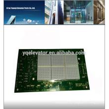 Elevador Schindler piezas de elevador PCB ID.NR594229