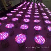 AC85-265V cor roxa GU10 24 5050 SMD bulbo do diodo emissor de luz