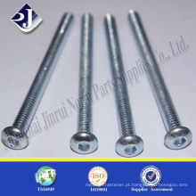 Boa Quanlity Cinzelado Aço Contraplacado Hex Socket Screw